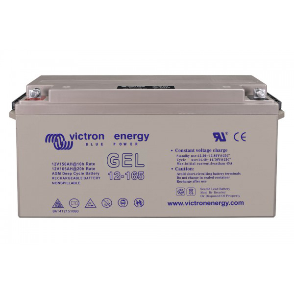 Victron GEL Batteries   12V/165AH
