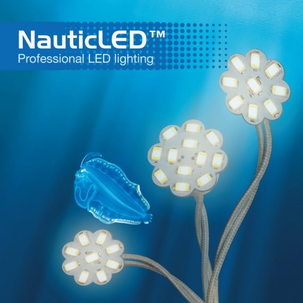 NAUTICLED BA15D  READER6