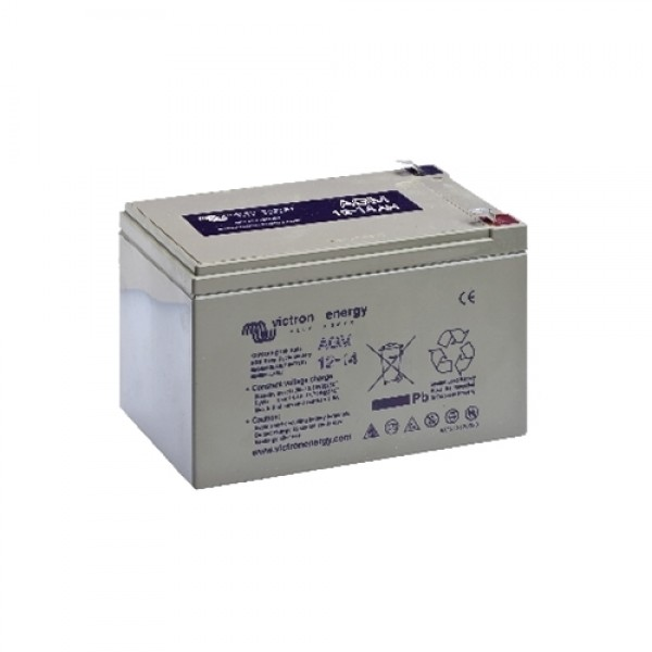 Victron  AGM Batteries   12V/14AH