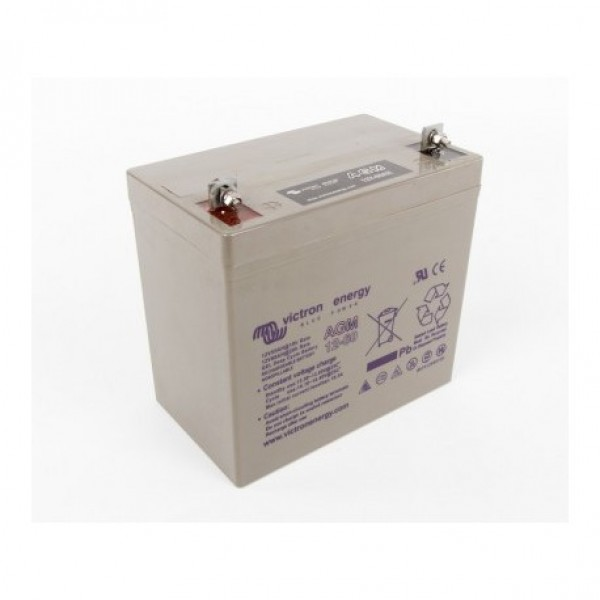 Victron  AGM Batteries   12V/66AH
