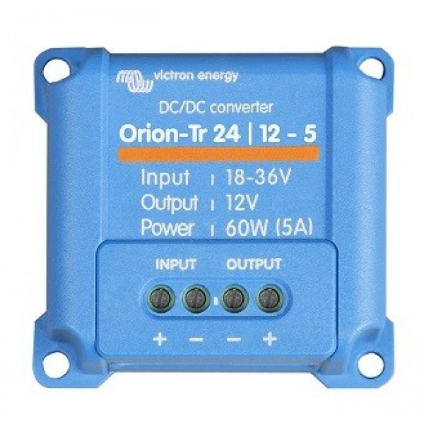 DC/DC Orion-Tr 24/12-5 (60W) Non-Isolated