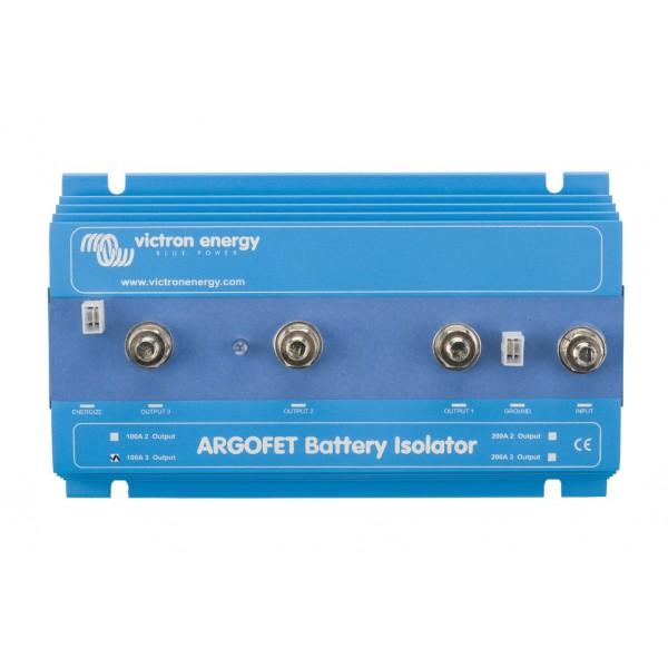 Argo FET Battery Isolators 200-3