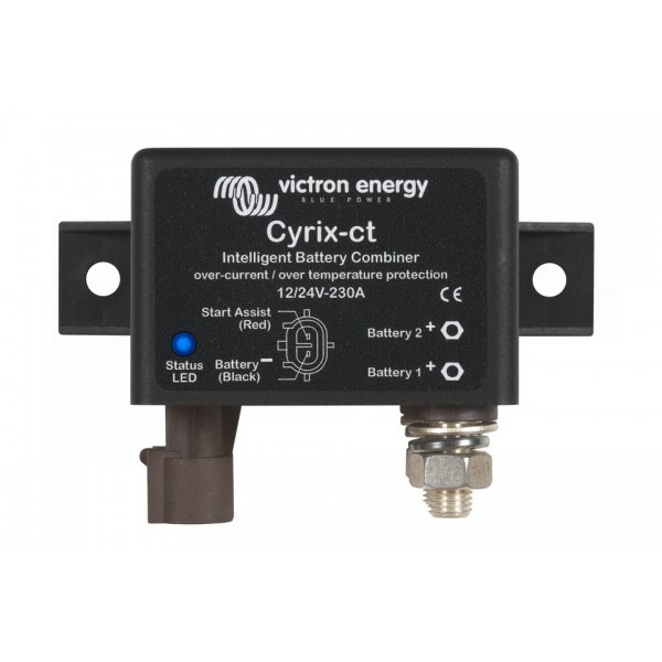 Cyrix Battery Combiners-ct 230A